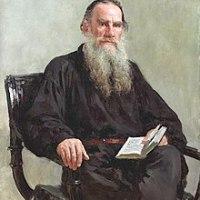 Zitat am Freitag : Tolstoi über das Essen von Tieren