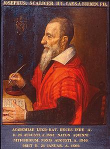 Joseph Justus Scaliger  Wikipedia