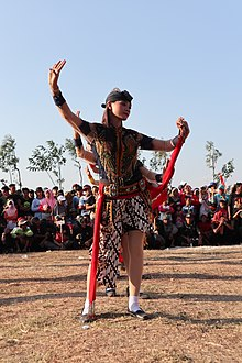 Tari Jathilan : jathilan, Jathil, Wikipedia, Bahasa, Indonesia,, Ensiklopedia, Bebas