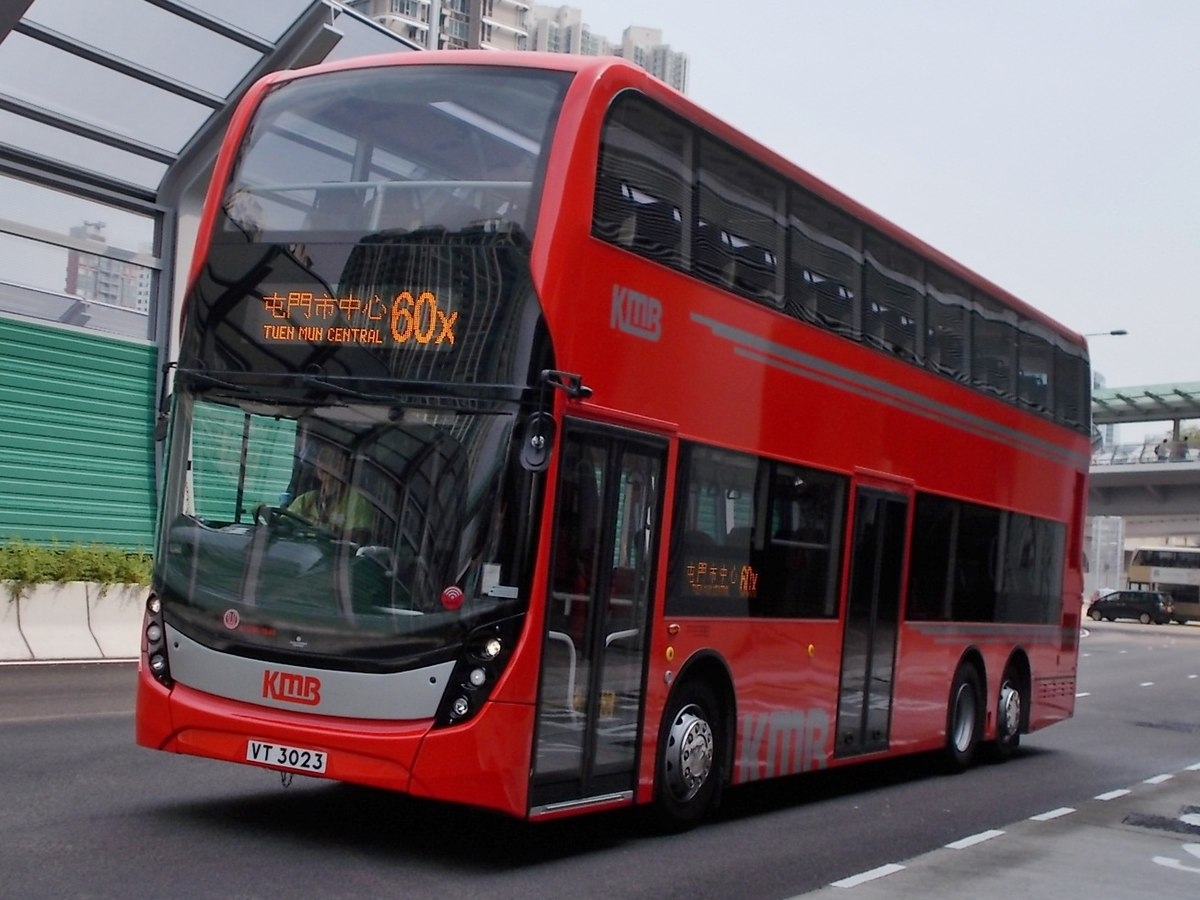九龍巴士60X線 - 維基百科,自由的百科全書