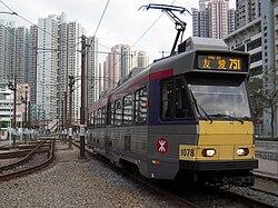 香港輕鐵751,751P綫 - 維基百科,自由的百科全書