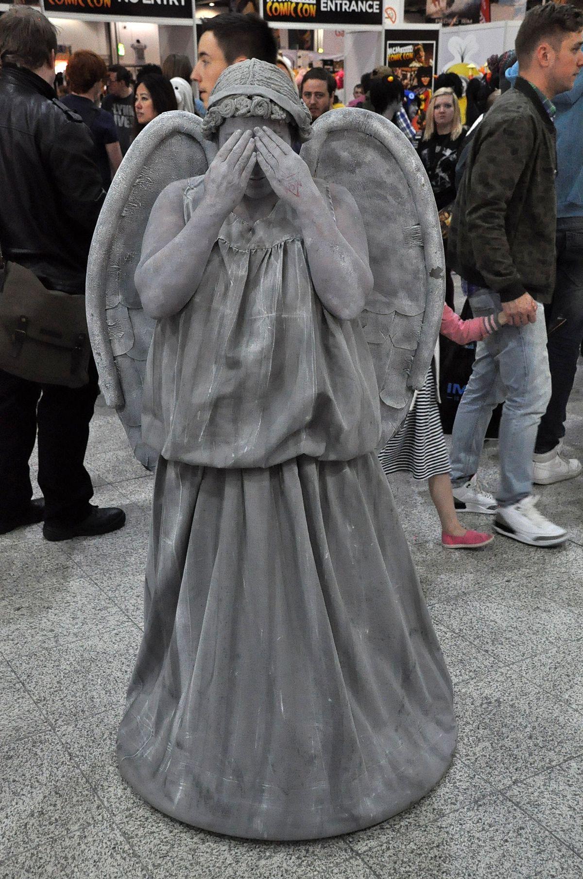 Doctor Who Les Anges Pleureurs : doctor, anges, pleureurs, Pleureur, Vikidia,, L'encyclopédie