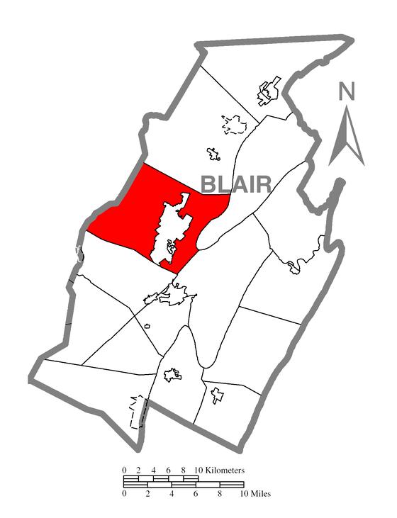 Logan Township (comté de Blair, Pennsylvanie) — Wikipédia