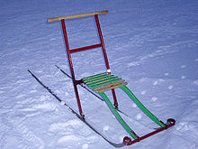 small wooden chair office upholstery repair kicksled - wikipedia