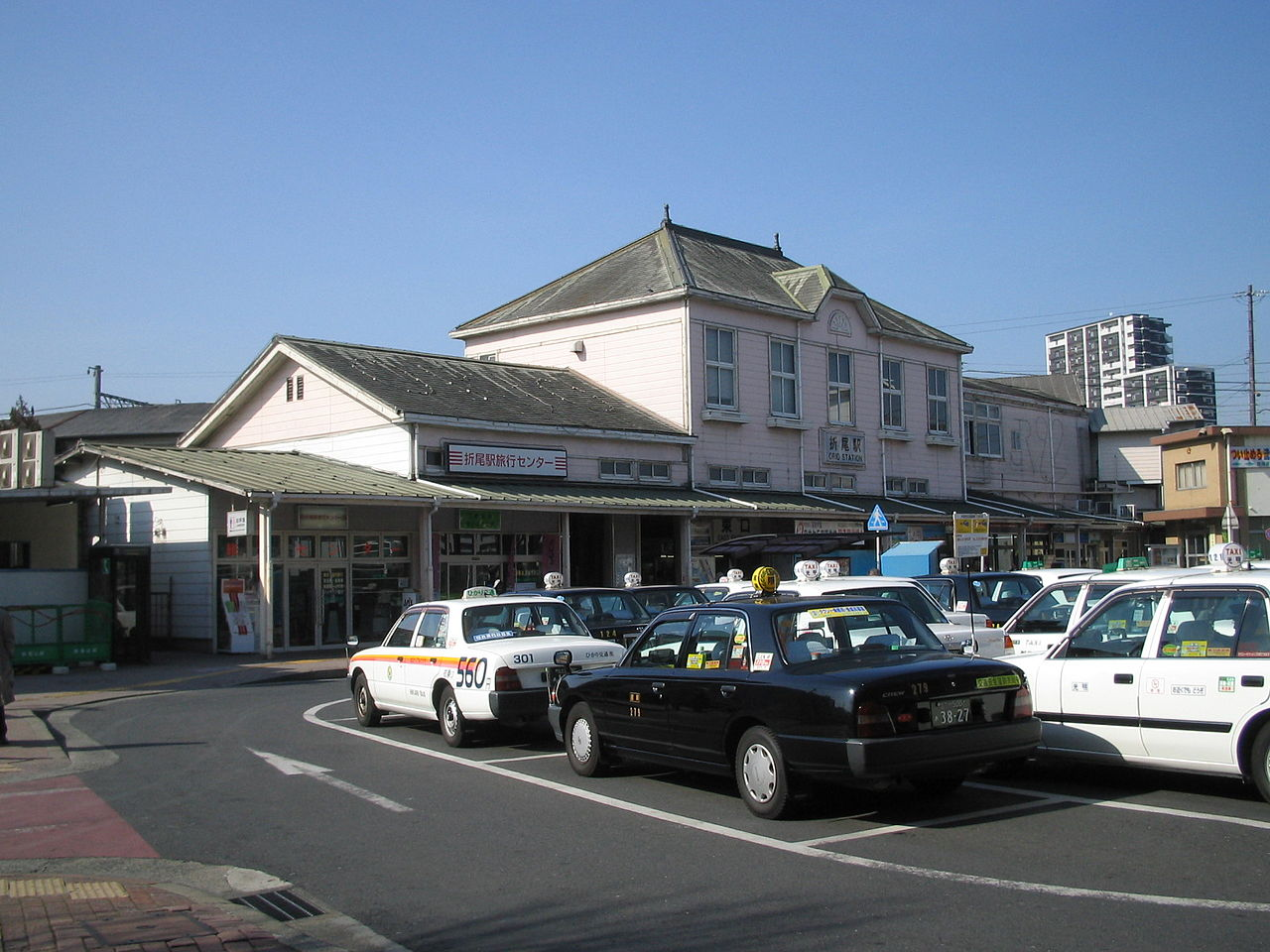 Fileorio Station 20100224jpg  Wikimedia Commons