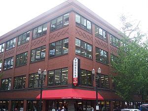 English: Powell's City of Books