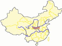 秦嶺 - 維基百科。自由的百科全書