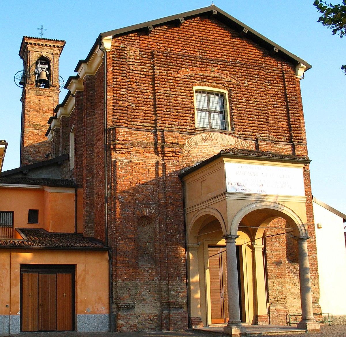 Chiesa dei Santi Bassiano e Fereolo  Wikipedia