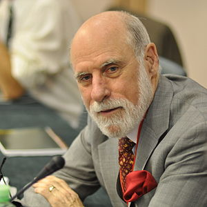 English: Dr. Vint Cerf