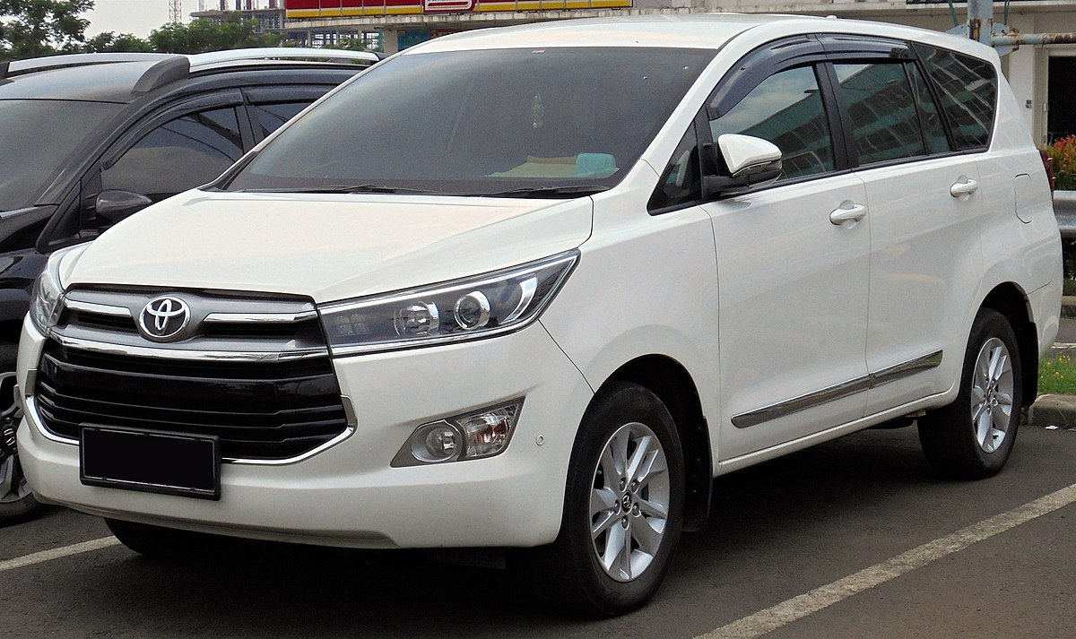 toyota all new innova venturer interior grand avanza 1.3 g a/t wikipedia
