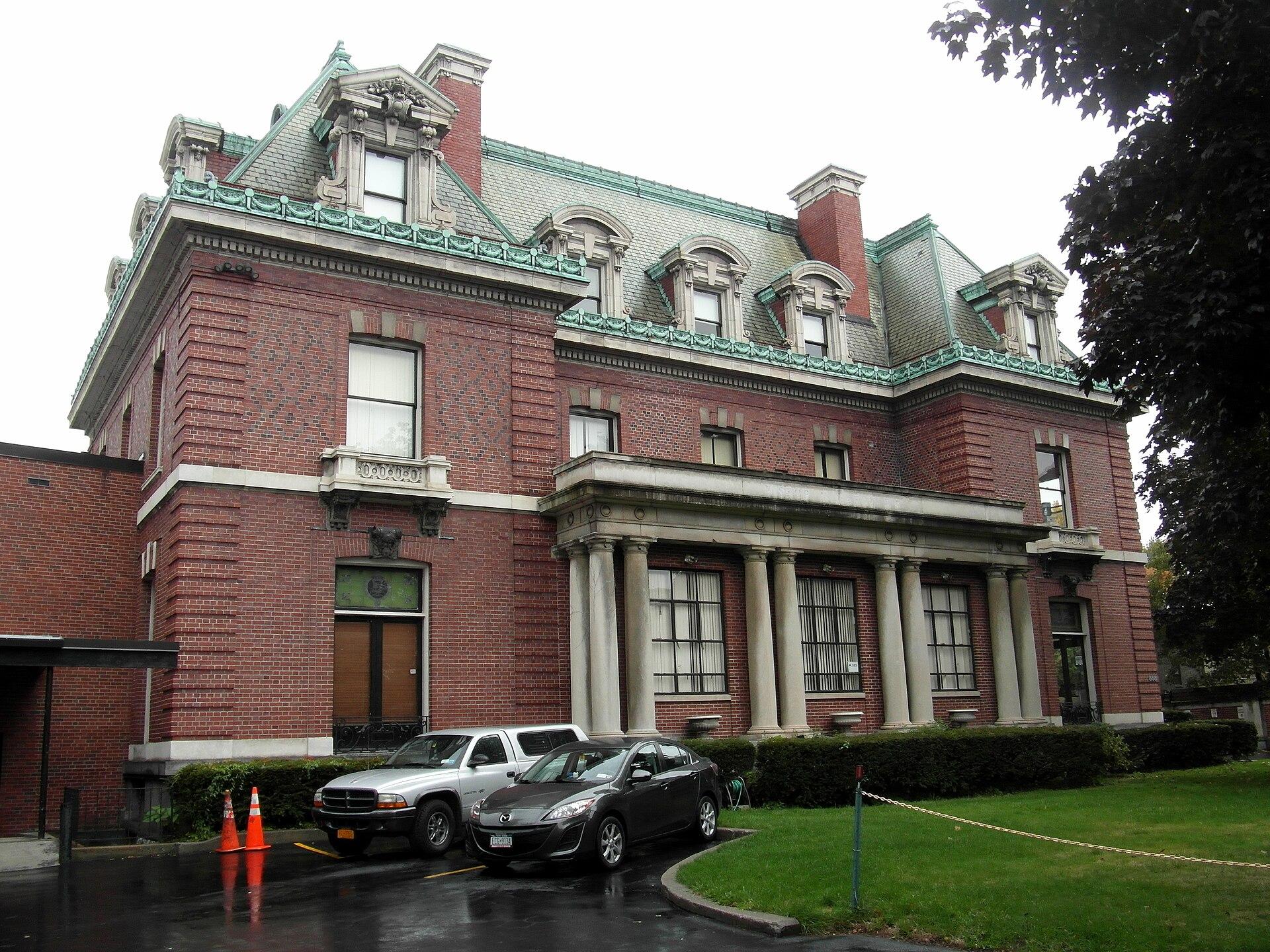 Charles W Goodyear House  Wikipedia