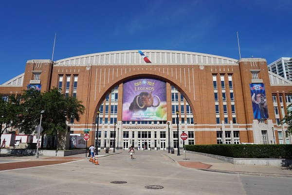 American Airlines Center Dallas TX
