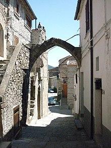 Arco normanno San Giovanni in Fiore  Wikipedia