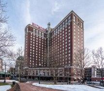 Biltmore Hotel Providence RI