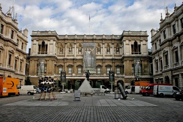 London Royal Academy of Arts