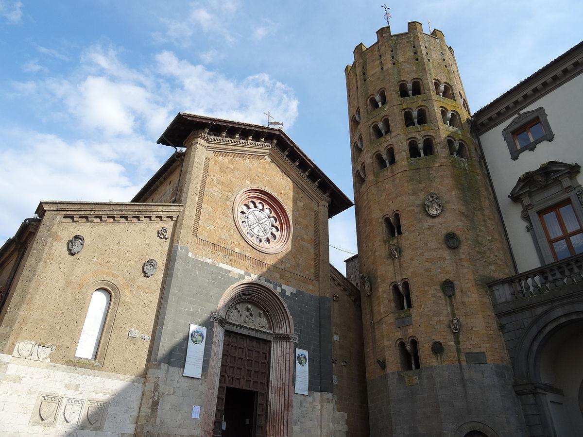 Chiesa di SantAndrea Orvieto  Wikipedia