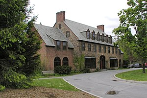Emerson Hall at Hamilton College in Clinton, N...