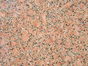 Fjaere granite