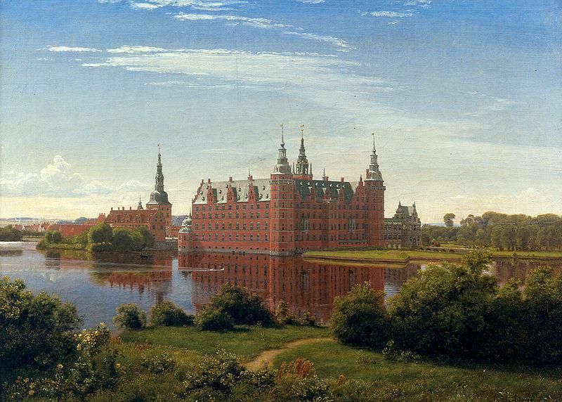 File:Frederiksborg 1841 by P.C. Skovgaard.jpg