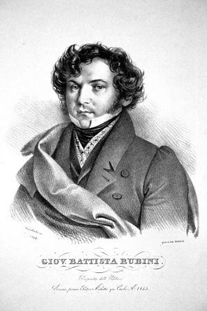 Giovanni Battista Rubini