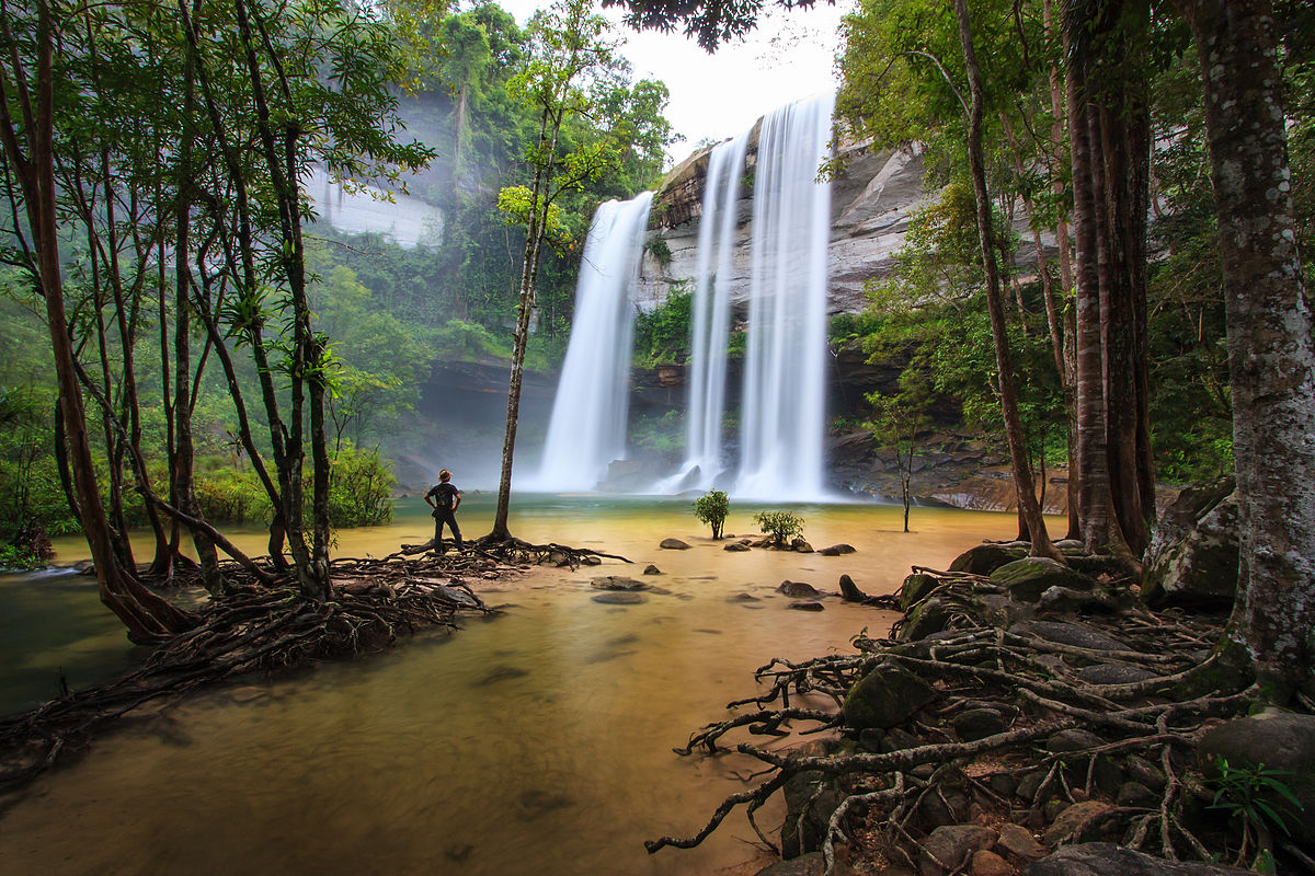 Free Wallpaper Pictures Of Fall Phu Chong Na Yoi National Park Wikipedia