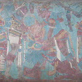 壁畫 - Wikipedia
