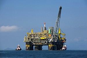 Brazil - The first 100% Brazilian oil platform...