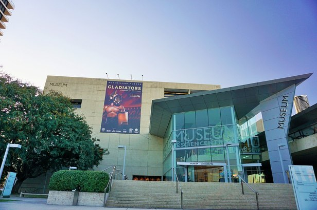 Queensland Museum & Science Centre - Joy of Museums - External