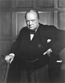 Ejemplo de eneatipo 1: Churchill
