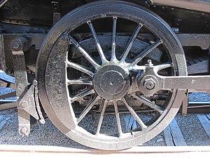 driving wheel wikipedia