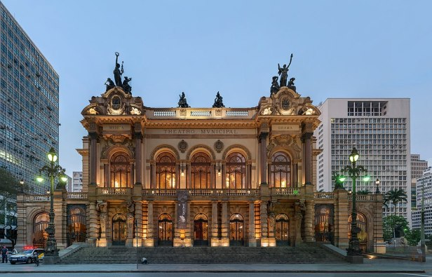 Teatro Municipal de São Paulo 8