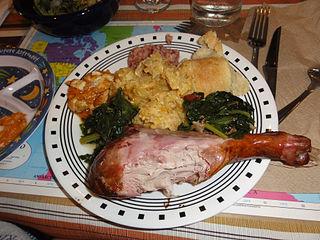 2013 Thanksgiving Plate