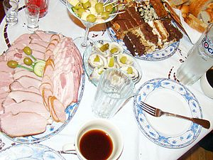 English: Christmas food of Poland, Sanok