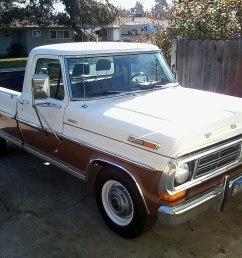 file 1972 ford f 250 camper special pickup jpg [ 1280 x 960 Pixel ]