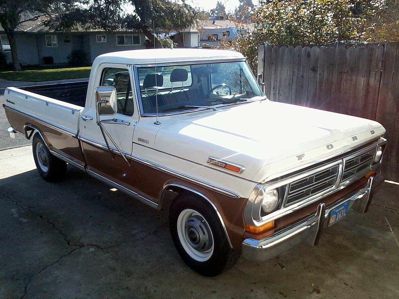 hight resolution of file 1972 ford f 250 camper special pickup jpg