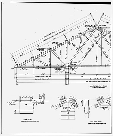 File:52. PHOTOCOPY OF DRAWING AMMONIA LEACHING PLANT ROOF