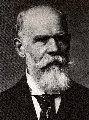 Arnold von Siemens.