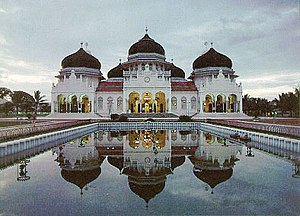 Masjid Raya Baiturrahman, Banda Aceh's Grand M...