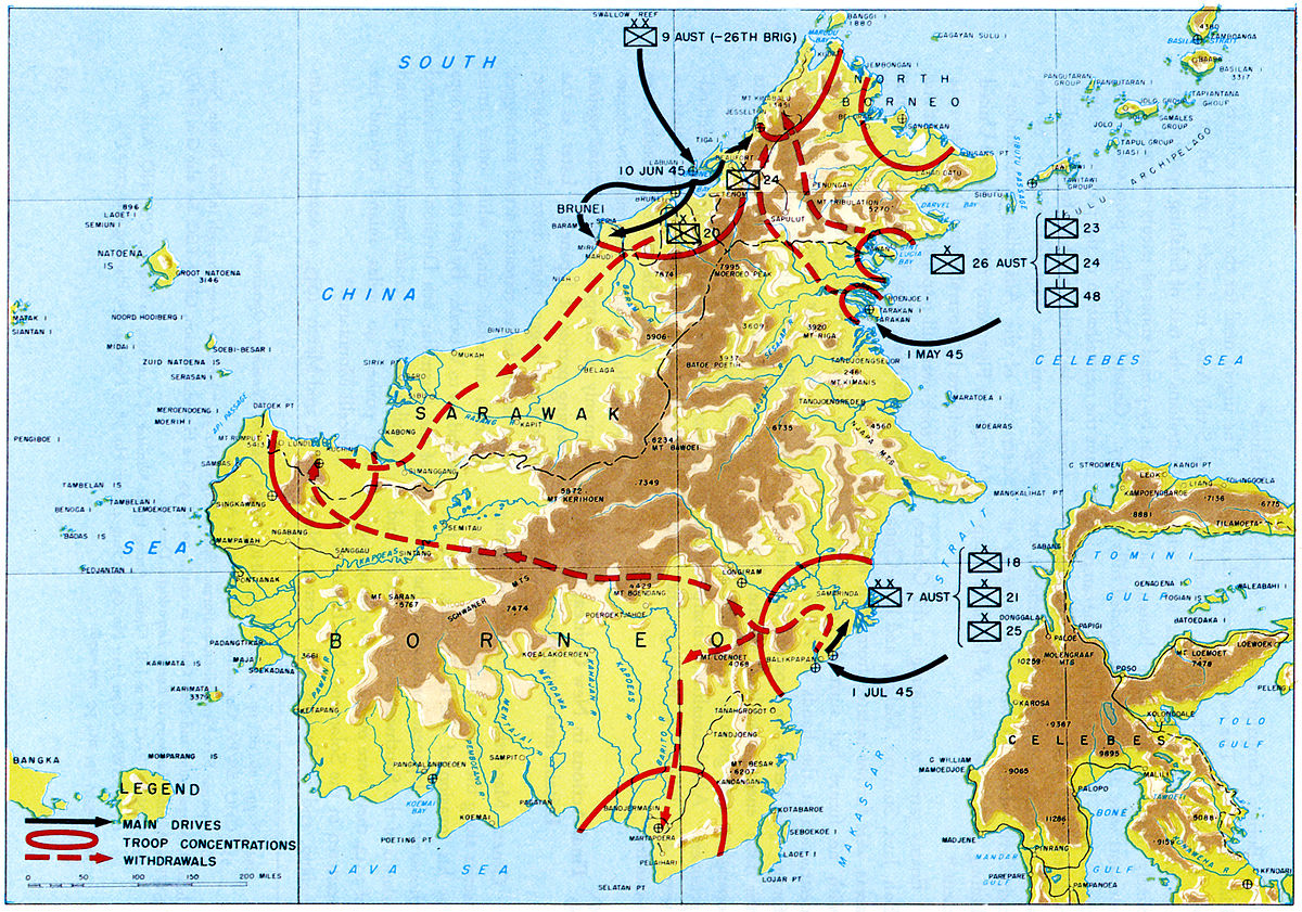 Map Midway Islands And Hawaii