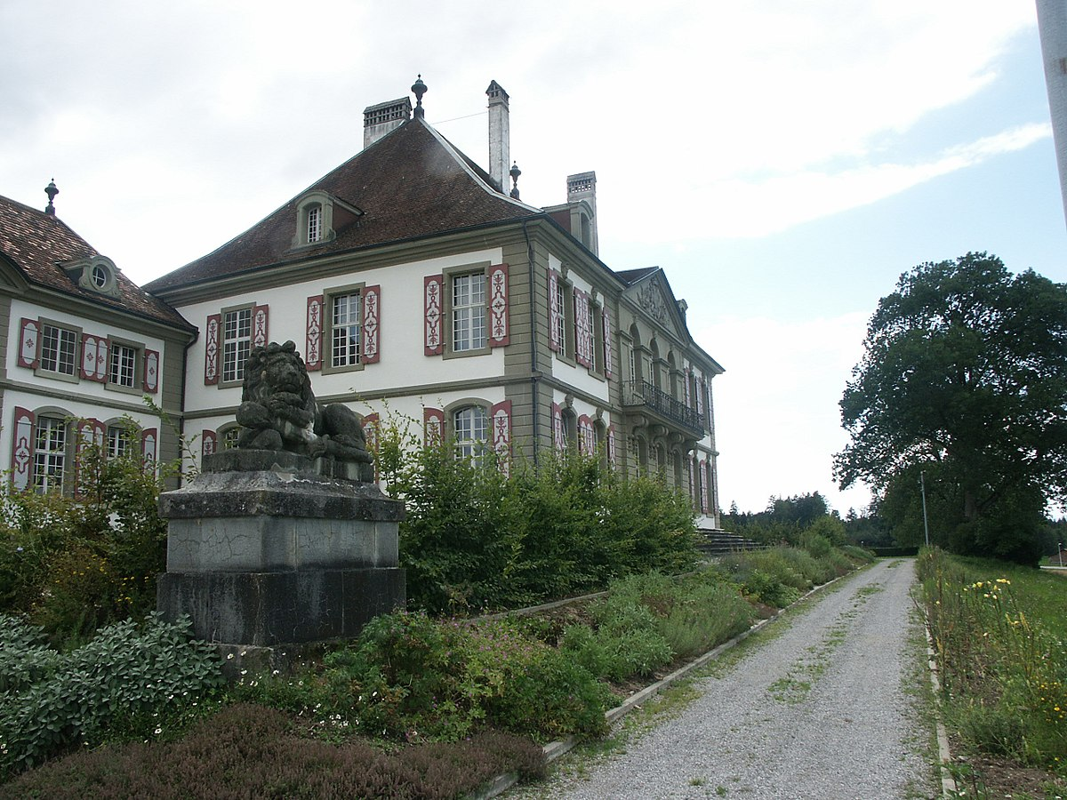 Hindelbank Castle  Wikipedia
