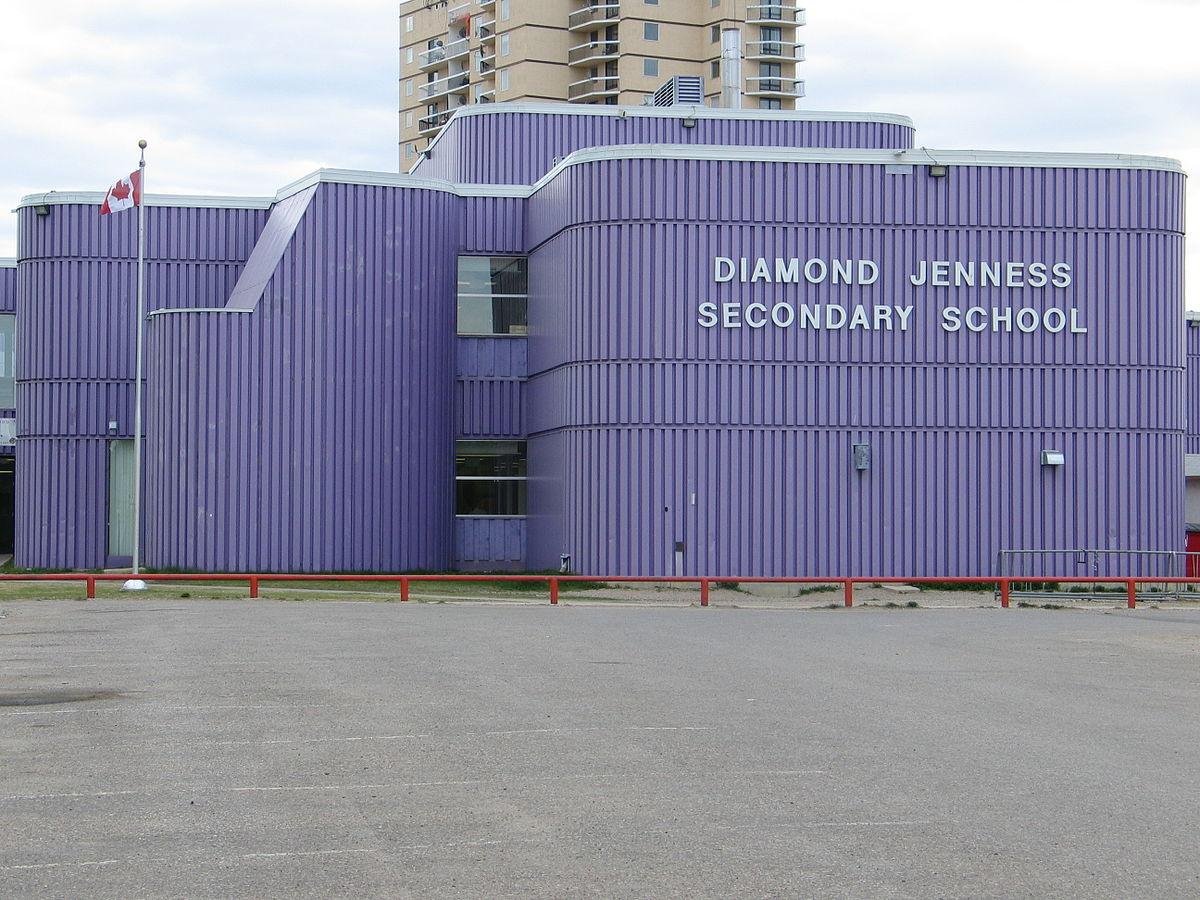 Diamond Jenness Secondary School  Wikipedia