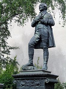Johann Gottfried Schadow  Wikipedia