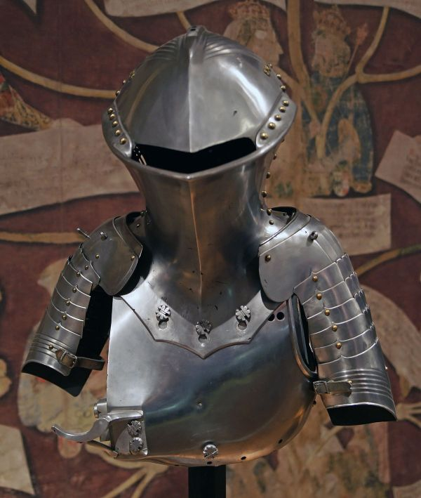 Medieval Knight Jousting Armor