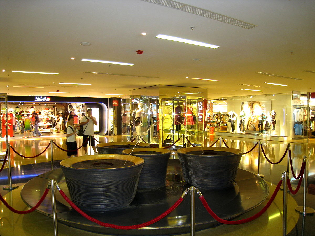 Interior Decoration Shops