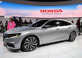 Honda Insight  Wikipedia