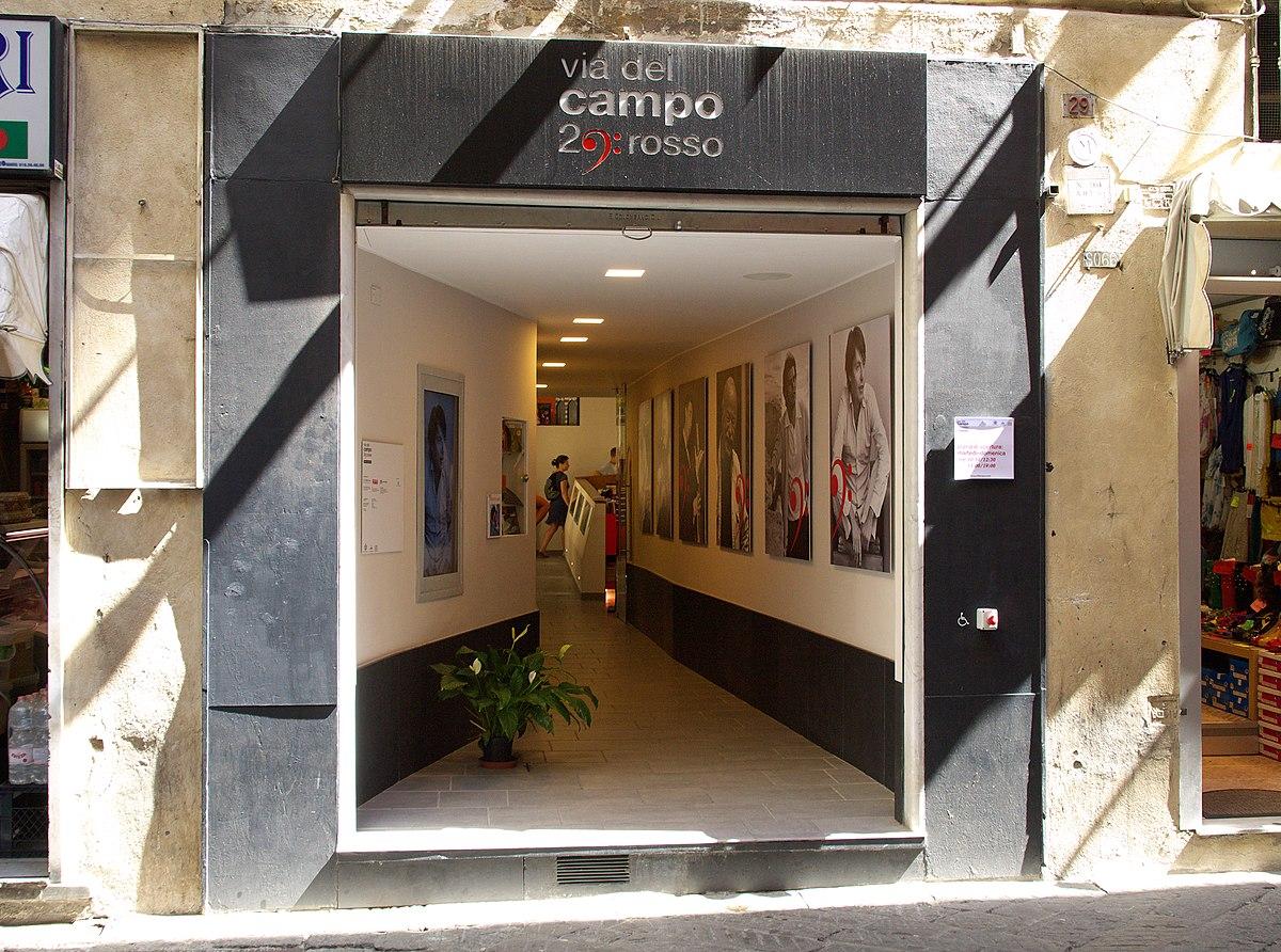 Via del Campo 29 rosso  Wikipedia