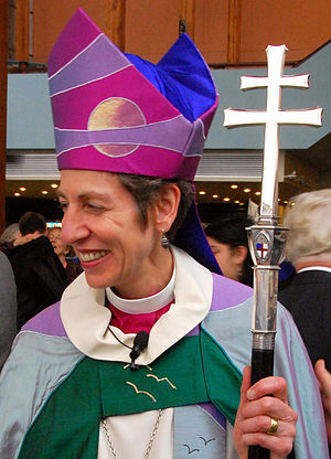 English: Katharine Jefferts Schori, Presiding ...