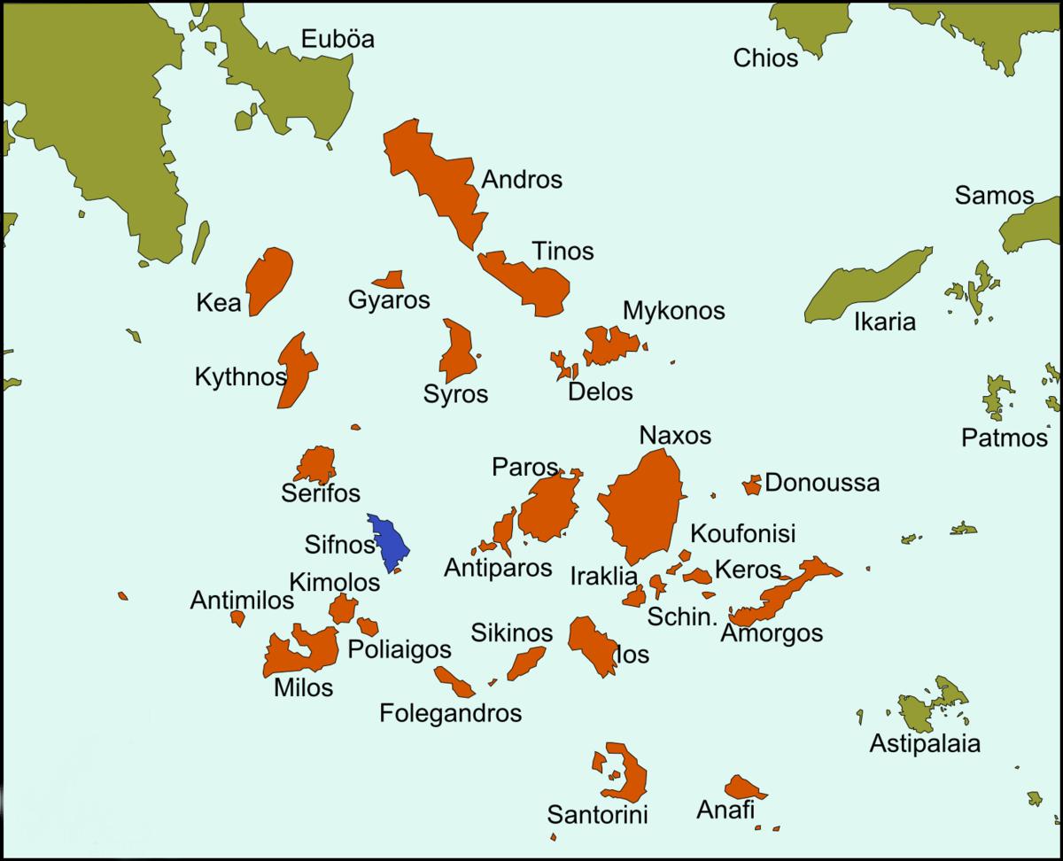 Sifnos  Reisefhrer auf Wikivoyage