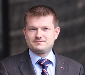 Martin Kastler, Member of the European Parliam...