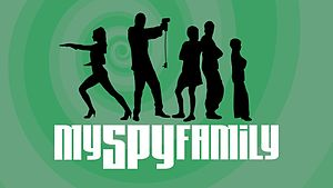 Logo for My Spy Family